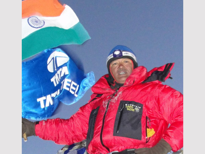 All hail the master! Mr. R.S. Pal is a jack of all adventures. He has scaled the highest of peaks and mastered the hardest of adventures, he has done it for 31 years now. He summited the top of the world in 2012 and has been leading expeditions year after year. It is a pleasure to be around him, we are looking forward to having him on the mission.